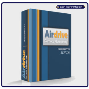 AD013- Airdrive Editor