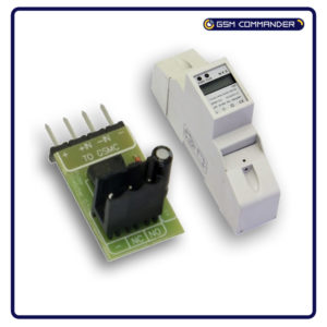 KWH1PST- Kilowatt hour meter with Pulse stretcher module