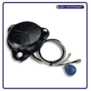 GA201- Stealth Outdoor 2dBi Pentaband Antenna w/ RFID Reader & Vibration Sensor