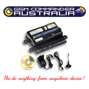 GSM Commander